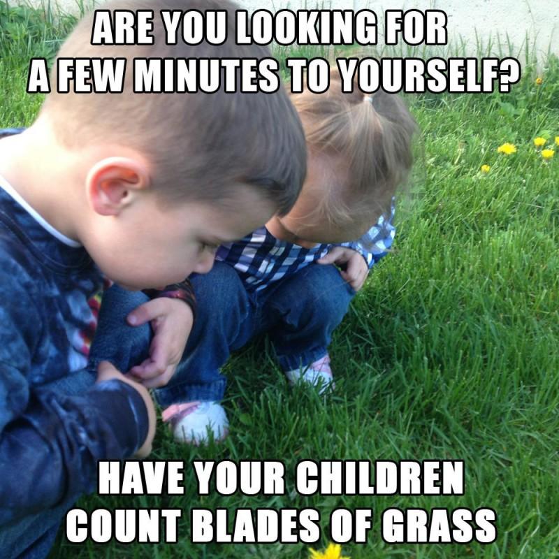Bad parenting ...